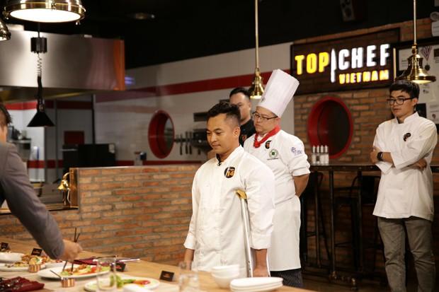 Top Chef Vietnam: Thí sinh khiến giám khảo Jack Lee phải nhả đồ ăn ra sau khi nếm - Ảnh 8.