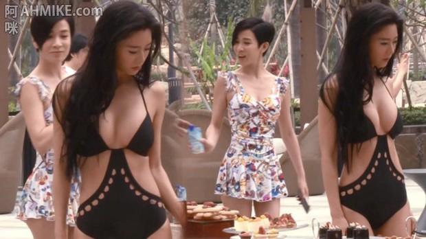 Bức ảnh Xa Thi Mạn lép vế toàn tập vì người đẹp ngực khủng bất ngờ hot trở lại: Hóa ra là Đệ nhất mỹ nhân châu Á - Ảnh 2.