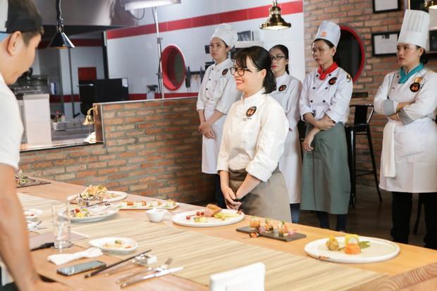 Top Chef Vietnam: Thí sinh khiến giám khảo Jack Lee phải nhả đồ ăn ra sau khi nếm - Ảnh 4.