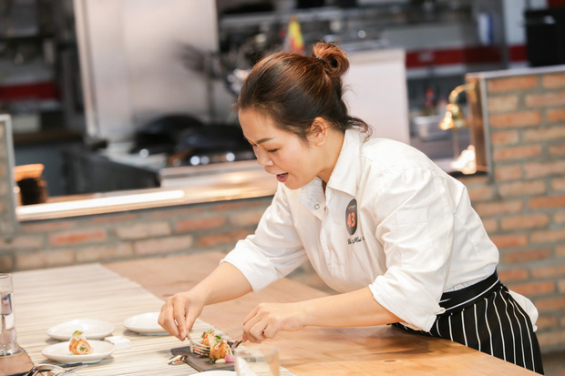 Top Chef Vietnam: Thí sinh khiến giám khảo Jack Lee phải nhả đồ ăn ra sau khi nếm - Ảnh 5.