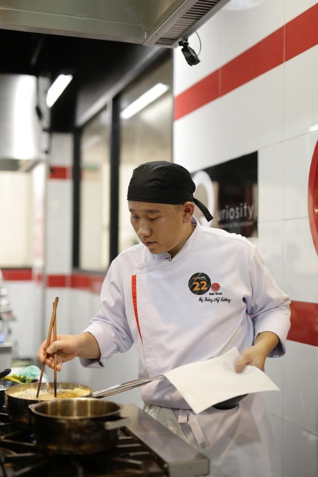 Top Chef Vietnam: Thí sinh khiến giám khảo Jack Lee phải nhả đồ ăn ra sau khi nếm - Ảnh 6.