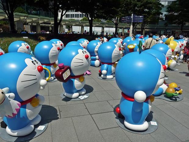 Mừng sinh nhật tuổi 50 của Doraemon: Không chỉ là nhân vật truyện tranh, boss mèo máy là biểu tượng của cả 1 nền văn hoá! - Ảnh 7.