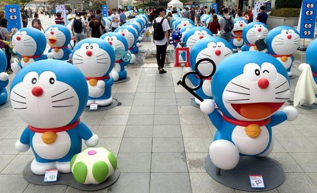Mừng sinh nhật tuổi 50 của Doraemon: Không chỉ là nhân vật truyện tranh, boss mèo máy là biểu tượng của cả 1 nền văn hoá! - Ảnh 10.