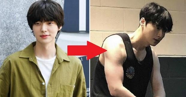 Bị vợ nhấn đầu vào tâm bão scandal nhưng Ahn Jae Hyun trông vẫn béo tốt hẳn ra trong phim mới? - Ảnh 1.