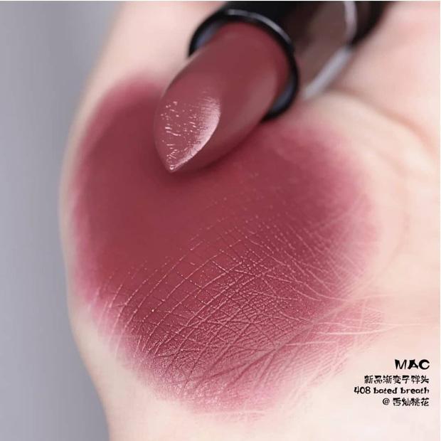 MAC, 3CE, Chanel, YSL, Dior: 5 dòng son mới ra đều có những màu cực phẩm cho mùa thu để các nàng sắm ngay từ bây giờ - Ảnh 5.