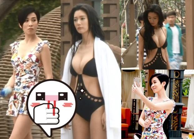Bức ảnh Xa Thi Mạn lép vế toàn tập vì người đẹp ngực khủng bất ngờ hot trở lại: Hóa ra là Đệ nhất mỹ nhân châu Á - Ảnh 3.