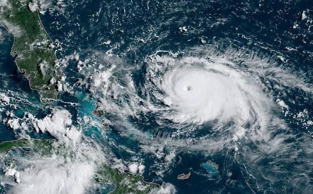 Bão Dorian quần thảo Bahamas, ít nhất 5 người thiệt mạng - Ảnh 1.