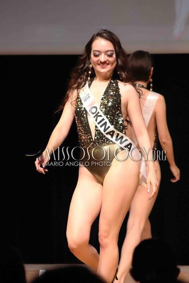 Hoa hậu Siêu quốc gia Nhật Bản: Ngao ngán chuyện nhan sắc đã đành, đến trình diễn bikini còn lộ cả đồ lót - Ảnh 2.