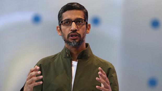 Trước khi lên đại học không có nổi chiếc máy tính xách tay, xa lạ với công nghệ nhưng CEO Google nghĩ chính thế lại hay - Ảnh 2.