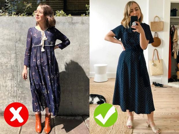 Cô nàng này khuyến cáo 2 kiểu váy mà các nàng thấp bé nặng cân không nên chọn - Ảnh 1.
