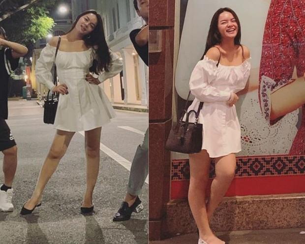 Phạm Quỳnh Anh phô diễn bờ vai cực phẩm, Yến Nhi lại cho thấy tài mix&match siêu đỉnh khi diện chung mẫu váy - Ảnh 3.