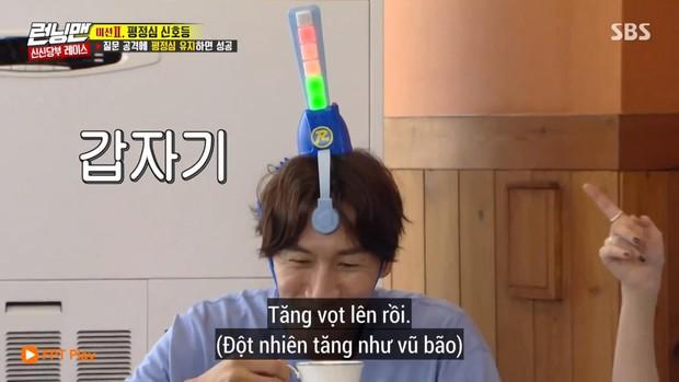 Running Man: Lee Kwang Soo trở nên mất bình tĩnh khi tên bạn gái bất ngờ bị nhắc đến - Ảnh 2.