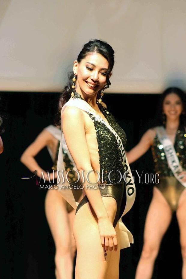 Hoa hậu Siêu quốc gia Nhật Bản: Ngao ngán chuyện nhan sắc đã đành, đến trình diễn bikini còn lộ cả đồ lót - Ảnh 4.