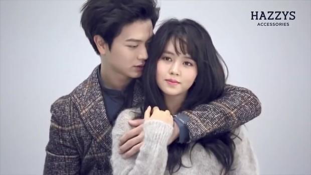 """Kiếp trước Kim So Hyun """"giải cứu thế giới"""" hay sao mà toàn được đóng phim với idol mỹ nam thế này? - Ảnh 5."""