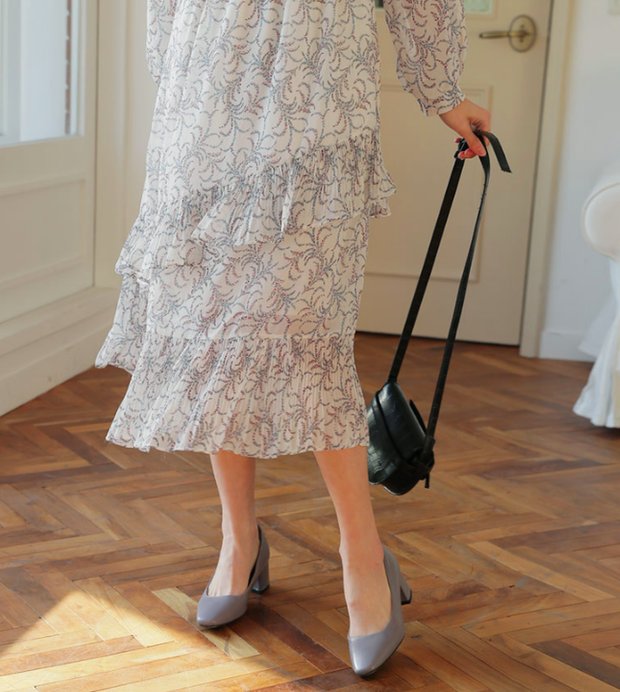 Không phải chiều cao hay kiểu dáng gót giày, nàng công sở nên chọn giày cao gót dựa vào 1 chi tiết quan trọng - Ảnh 4.