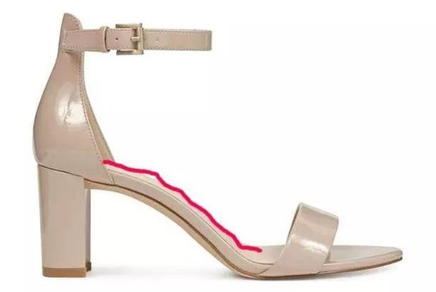 Không phải chiều cao hay kiểu dáng gót giày, nàng công sở nên chọn giày cao gót dựa vào 1 chi tiết quan trọng - Ảnh 7.