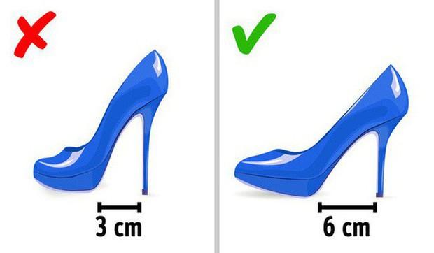 Không phải chiều cao hay kiểu dáng gót giày, nàng công sở nên chọn giày cao gót dựa vào 1 chi tiết quan trọng - Ảnh 8.