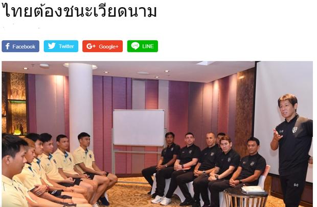 Đội nhà thua liểng xiểng, báo Thái vẫn gáy mạnh: Chúng ta trên trình Việt Nam, có thêm Chanathip thì ở đẳng cấp khác - Ảnh 1.