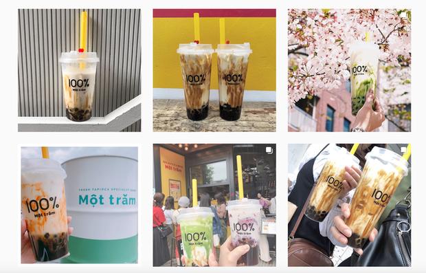 """Trà sữa Việt lại gây sốt ở Nhật với size """"siêu to khổng lồ"""", food blogger nổi tiếng cũng phải tò mò đi review - Ảnh 1."""