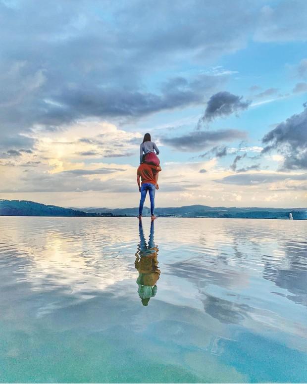 Địa điểm check in mới cực hot ở Đà Lạt: đi lại trên mặt nước như trong phim kiếm hiệp mà chẳng cần app chỉnh ảnh hay kỹ xảo gì - Ảnh 3.