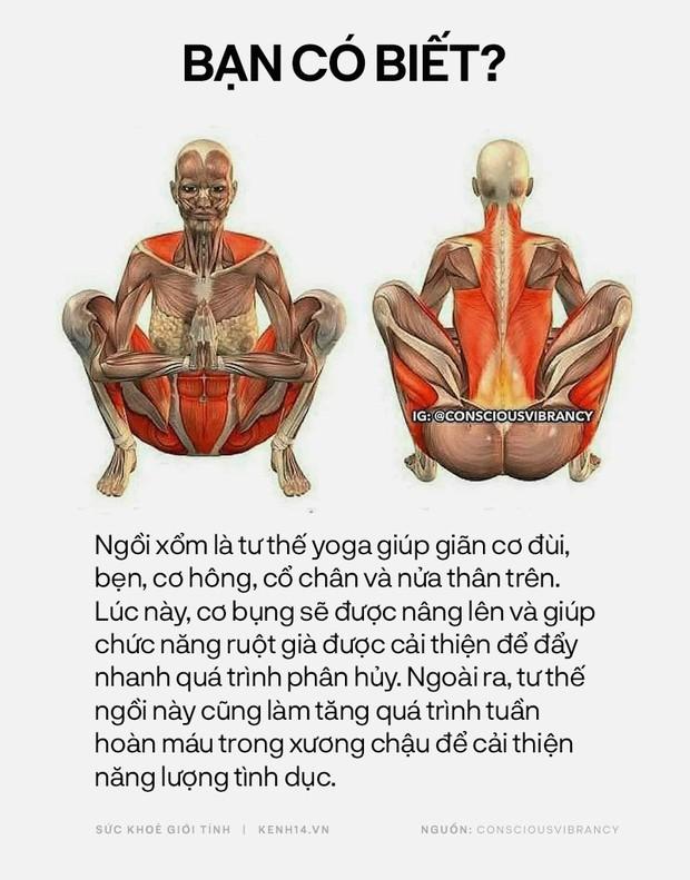 Bạn có biết: 10 tư thế yoga đơn giản sau đây đều có tác dụng rất tốt cho sức khoẻ và tinh thần - Ảnh 13.