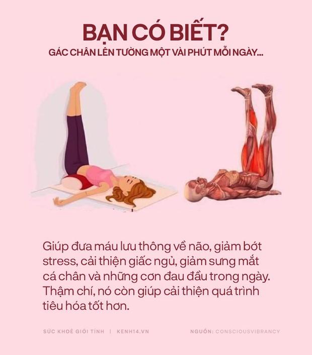 Bạn có biết: 10 tư thế yoga đơn giản sau đây đều có tác dụng rất tốt cho sức khoẻ và tinh thần - Ảnh 15.