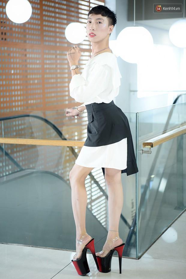 Vietnams Next Top Model: Thí sinh Hà Nội độc, lạ không kém miền Nam, nổi nhất là Thỏ Ngọc! - Ảnh 9.