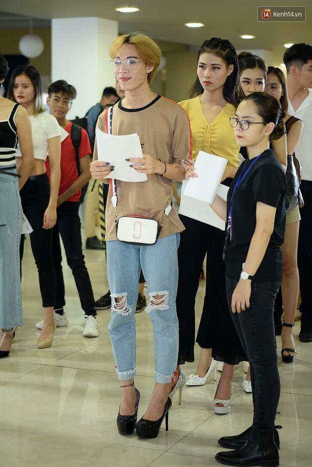 Vietnams Next Top Model: Thí sinh Hà Nội độc, lạ không kém miền Nam, nổi nhất là Thỏ Ngọc! - Ảnh 8.