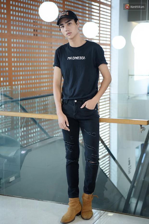Vietnams Next Top Model: Dàn chân dài trai xinh, gái đẹp nườm nượp tới casting tại Hà Nội - Ảnh 7.