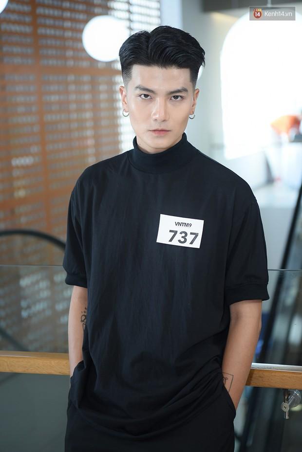 Vietnams Next Top Model: Dàn chân dài trai xinh, gái đẹp nườm nượp tới casting tại Hà Nội - Ảnh 6.