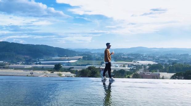 Địa điểm check in mới cực hot ở Đà Lạt: đi lại trên mặt nước như trong phim kiếm hiệp mà chẳng cần app chỉnh ảnh hay kỹ xảo gì - Ảnh 4.