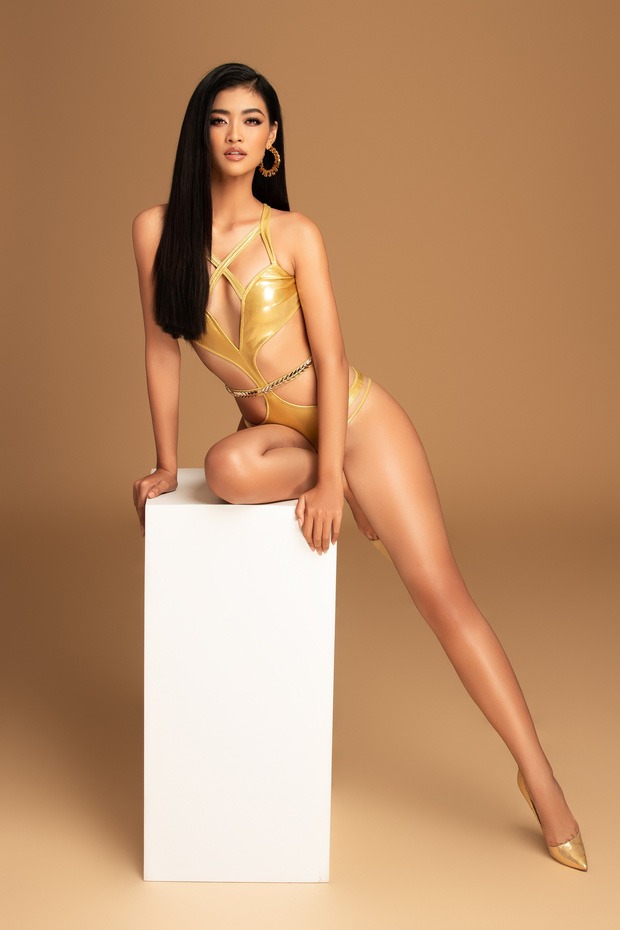 Á hậu Kiều Loan lột xác ngoạn mục với bikini bốc lửa, chuẩn bị lên đường đến Venezuela thi Hoa hậu Hòa bình - Ảnh 5.