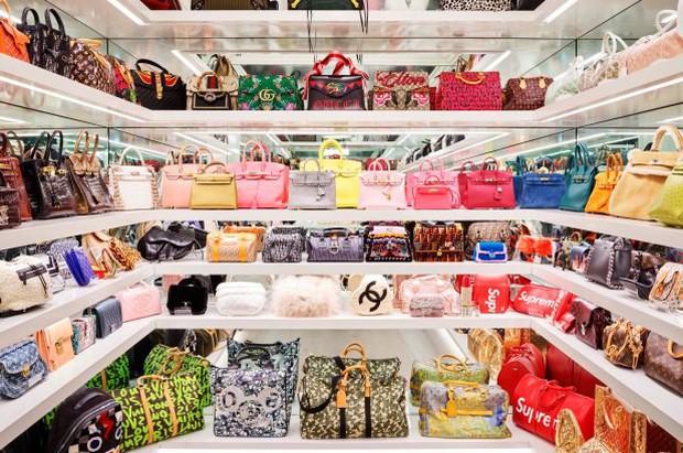 Khoe liên-tùng-tục không chán, dân tình hoang mang không biết Kylie Jenner có tổng cộng bao nhiêu túi Hermès - Ảnh 6.