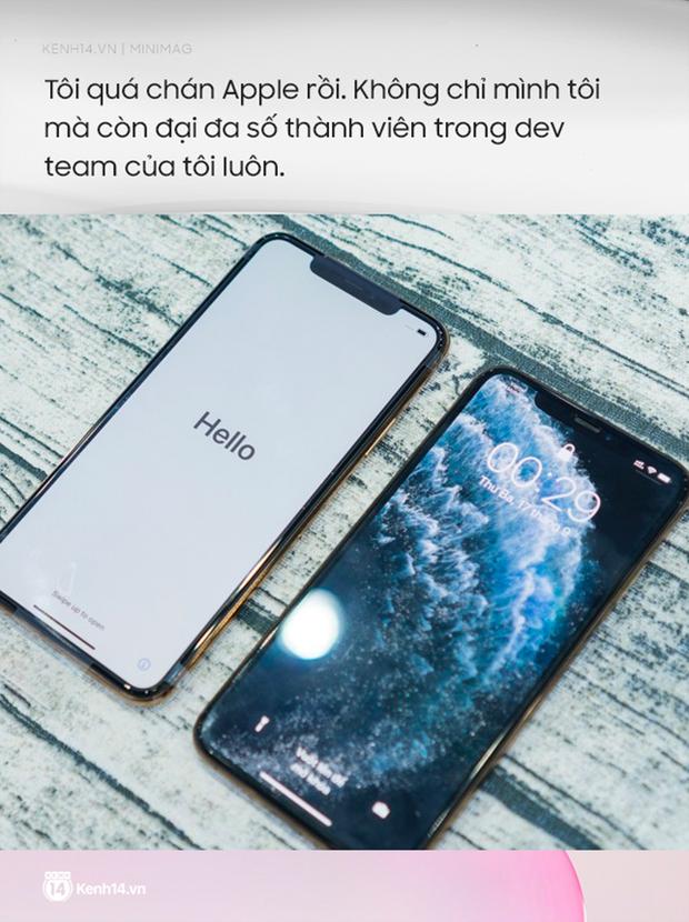 Người Việt từng bẻ khóa iPhone đời đầu: Samsung đang dần đi đúng hướng trong khi Apple đã không còn là chính mình - Ảnh 6.
