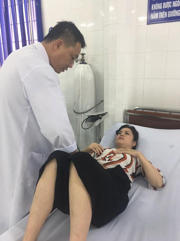 Nhật Kim Anh đăng ảnh hậu trường bị chấn thương bầm dập phải nhập viện: Thị Bình ám từ phim ra đời thực? - Ảnh 10.