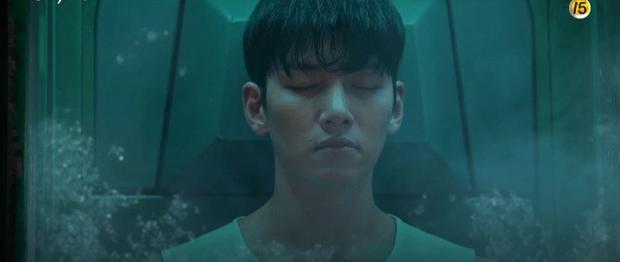 Ji Chang Wook lộ mặt mộc gần như bay màu cặp chân mày trên show thực tế - Ảnh 4.