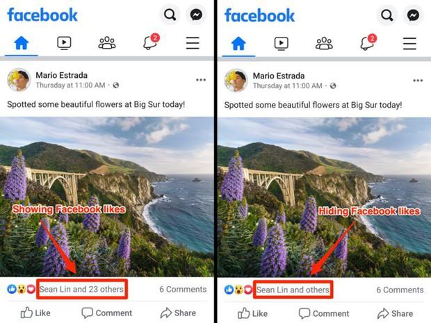 Facebook Việt Nam có biến: Không xuất hiện danh sách Like, chỉ đếm Like tối đa đến 10.000? - Ảnh 3.