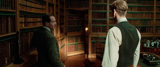 Trailer 2 phút khói lửa tưng bừng của Kingsman cũng không mất tập trung bằng cảnh trai đẹp lột đồ chiến đấu - Ảnh 4.