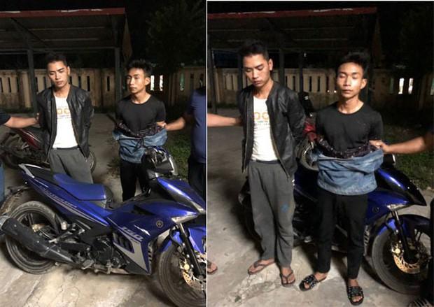 Clip: Rùng mình lời khai của 2 nghi phạm sát hại nam sinh chạy Grab ở Hà Nội - Ảnh 4.