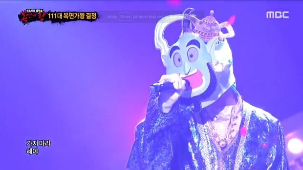 Kyuhyun (Super Junior) rơi nước mắt khi nhắc đến Jonghyun (SHINee) trên show hát giấu mặt - Ảnh 3.