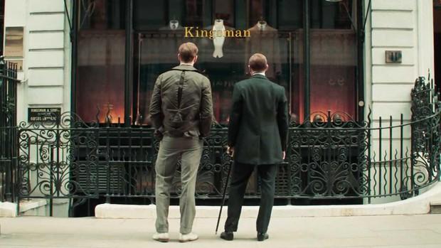 Trailer 2 phút khói lửa tưng bừng của Kingsman cũng không mất tập trung bằng cảnh trai đẹp lột đồ chiến đấu - Ảnh 6.