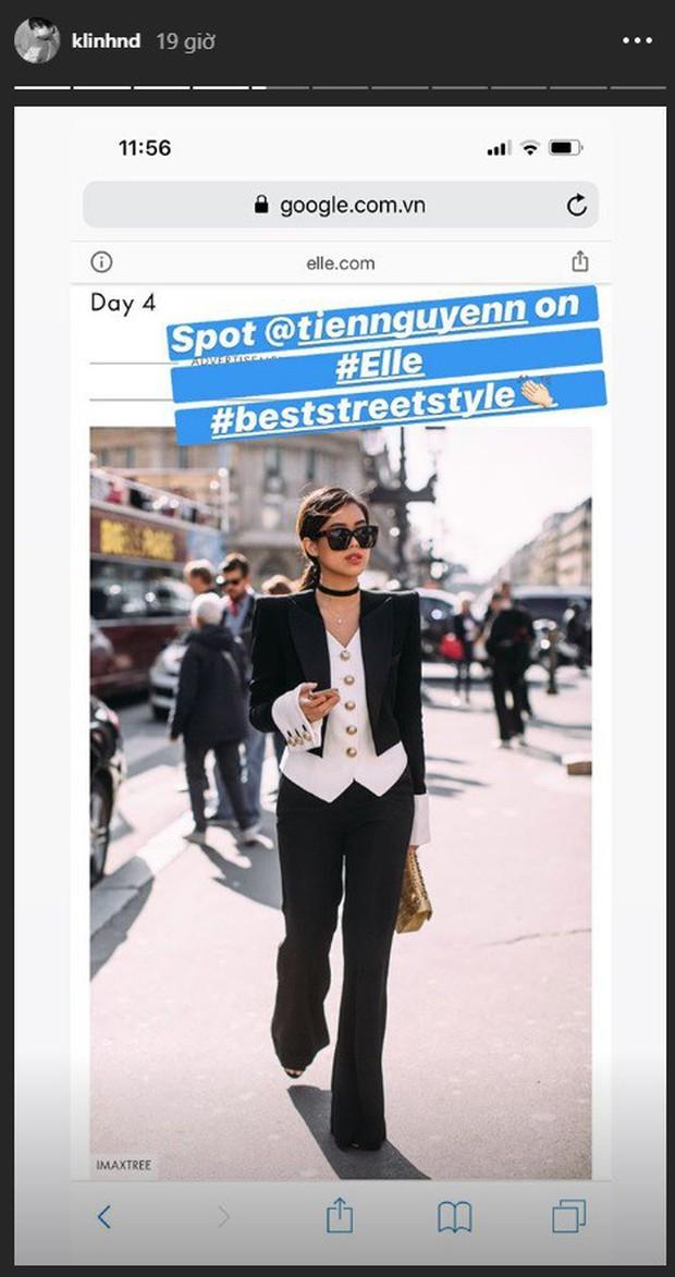 Dát đồ hiệu từ đầu đến chân, rich kid Thảo Tiên lọt ngay top ảnh street style đẹp nhất Paris Fashion Week - Ảnh 3.