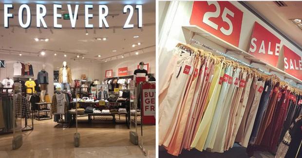 Hãng thời trang Forever 21 đệ đơn phá sản, dân tình rủ nhau tích tiền hốt hàng sale - Ảnh 4.