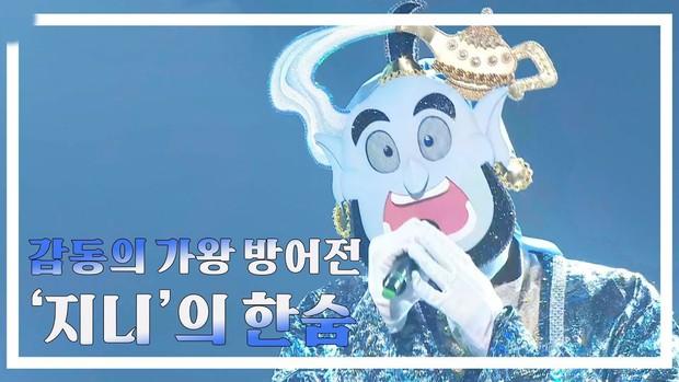 Kyuhyun (Super Junior) rơi nước mắt khi nhắc đến Jonghyun (SHINee) trên show hát giấu mặt - Ảnh 5.