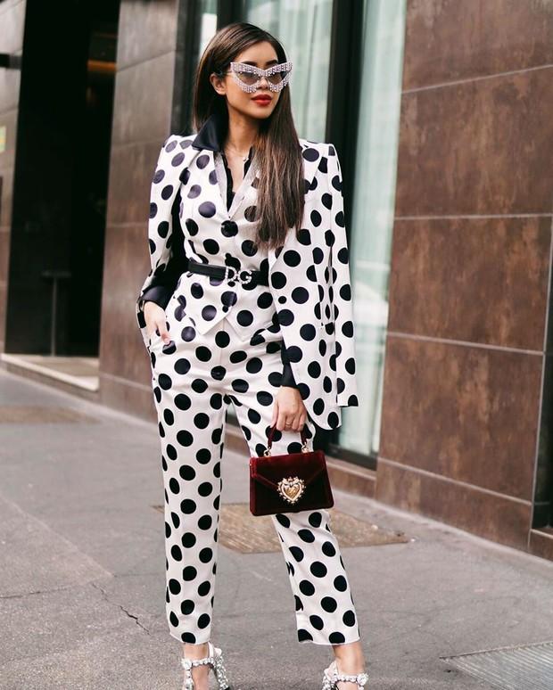 Dát đồ hiệu từ đầu đến chân, rich kid Thảo Tiên lọt ngay top ảnh street style đẹp nhất Paris Fashion Week - Ảnh 7.
