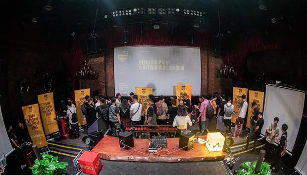 SlimV chẳng ngại lộ chiêu, chia sẻ hết kiến thức và giới thiệu luôn dự án mới sẽ kết hợp nhạc dân tộc Việt Nam vào nhạc điện tử tại WMW 2019 - Ảnh 5.
