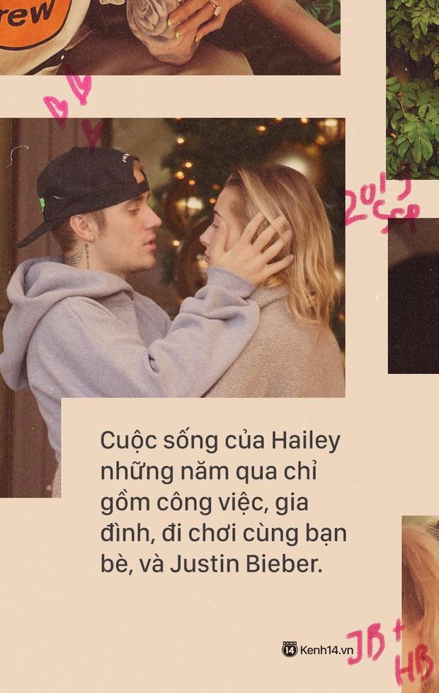 """Hailey Baldwin: Tình yêu cổ tích của fangirl """"lá ngọc cành vàng"""", kẻ đến sau nhưng cảm hoá Justin Bieber ngang tàng một cách ngoạn mục - Ảnh 2."""