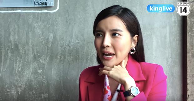 Cao Thái Hà tiết lộ sau Tiếng Sét Trong Mưa, Mợ Hai sẽ đi triệt phá đường dây buôn ma tuý ở dự án mới - Ảnh 1.