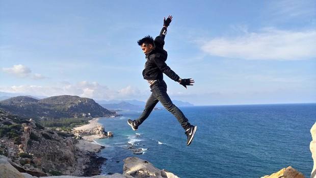 Ninh Thuận xuất hiện công viên đá với đủ loại hình thù kỳ lạ, nhìn ảnh check-in chỉ biết thốt lên: Trông nguy hiểm thế? - Ảnh 18.