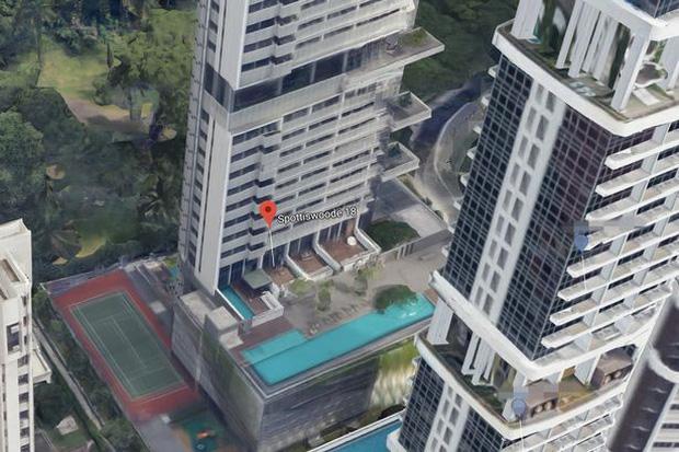 Hi hữu: Người đàn ông tử vong sau khi bị chai thủy tinh rơi từ tầng 7 xuống trúng đầu - Ảnh 2.